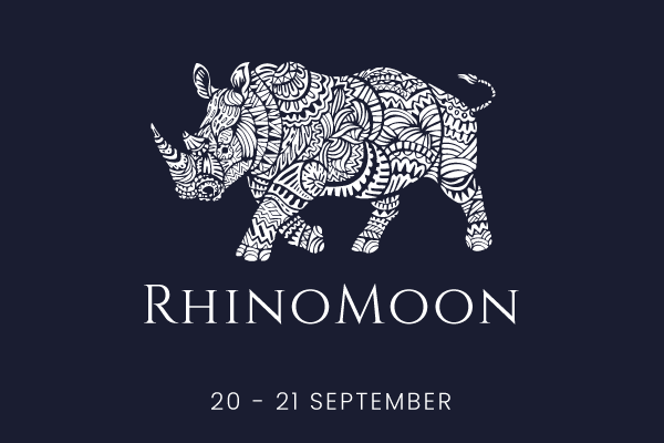 SAVING PRIVATE RHINO – RhinoMoon Weekend – Coming soon this September