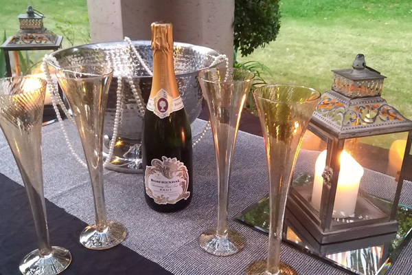 Making Memorable Moments – A Gatsby Birthday Celebration at Home