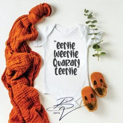 Coronial Babygro Eenie Weenie Quaran teenie