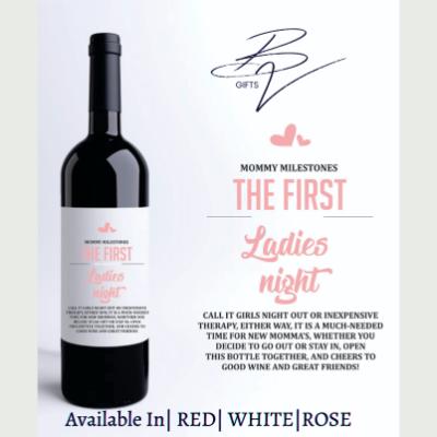The First Ladies Night wine