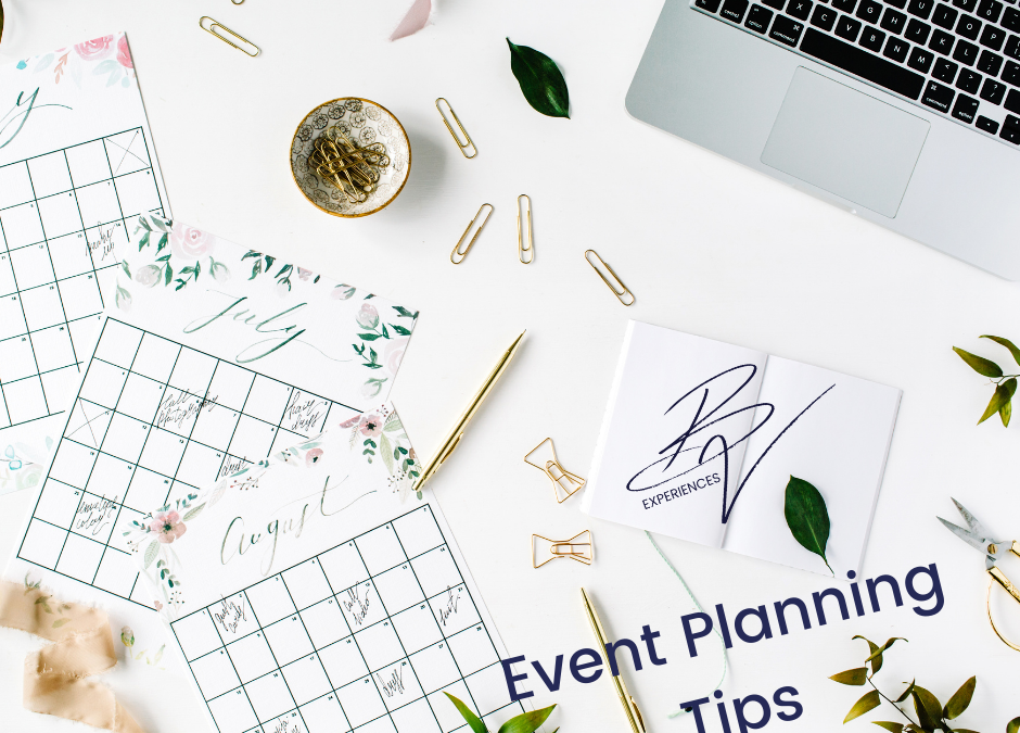 Event Planning Tips from an Expert
