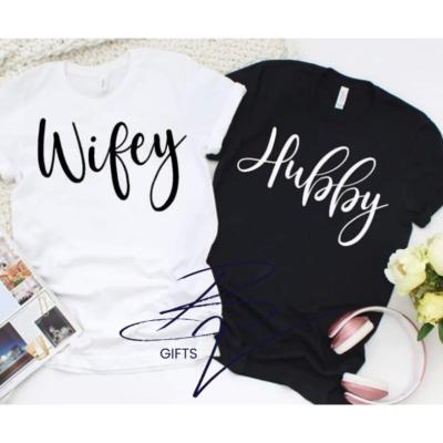 Wifey & Hubby T-Shirt